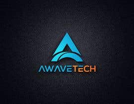 "#147 cho Logo designed for a company; name is Awavetech pronounced ""a-wave-tech"". Logo should include the letter ""a"" and a wave 1 color. Looking for something bold. The copyright and files are apart of the agreement. Files need to be sent in ai, eps, png, pdf. bởi designersumon223"