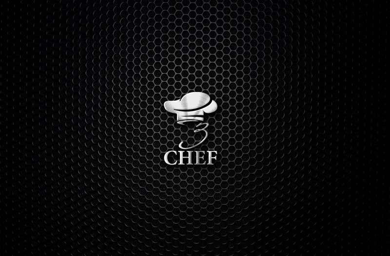 Contest Entry #36 for Logo Design 3 Chefs