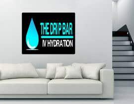 #59 для Logo Design - The Drip Bar от rak27