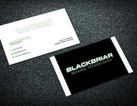 rasel349915 tarafından Design both sides of Standard (3.5'' by 2'') horizontal business card template için no 37