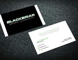 rasel349915 tarafından Design both sides of Standard (3.5'' by 2'') horizontal business card template için no 38