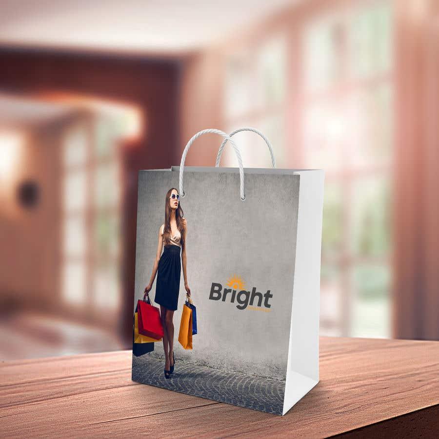 Penyertaan Peraduan #17 untuk Logo design for women shopping business