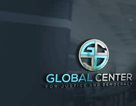 #2 for Logo for Global Center for Justice and Democracy (GCJD) by fahim0007