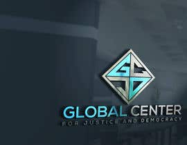 #6 dla Logo for Global Center for Justice and Democracy (GCJD) przez fahim0007