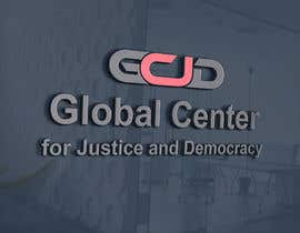 #24 for Logo for Global Center for Justice and Democracy (GCJD) by PlabonDegine