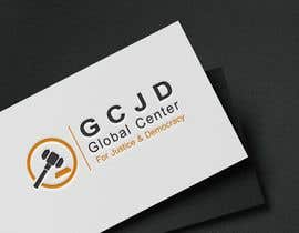 #18 dla Logo for Global Center for Justice and Democracy (GCJD) przez realaxis123
