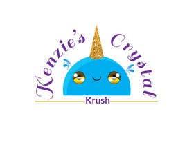 #70 untuk Kids Crystal Business Logo oleh talha609ss