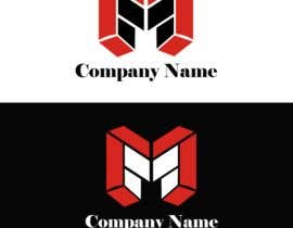 nº 71 pour A logo for a bricklayer with two Ms par mdsadikulislam05