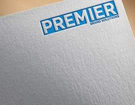 #123 for Premier Brand Solutions Logo af anubegum