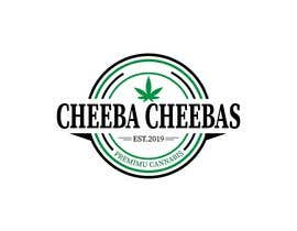 #931 cho Cheeba Cheebas Recreational Cannabis Store Logo Design bởi mdalauddin1