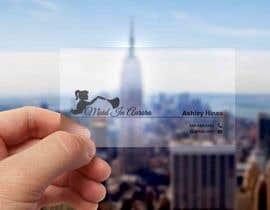 Nro 40 kilpailuun Create Logo for Business Card käyttäjältä abdulmonayem85