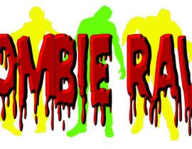 #67 para Logo Design for ZOMBIE RAVE por olhorse