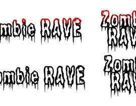 #76 para Logo Design for ZOMBIE RAVE por jcheighton