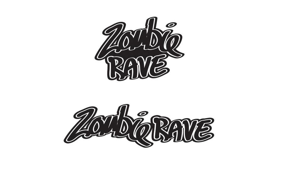 Contest Entry #71 for Logo Design for ZOMBIE RAVE