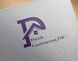 Nro 56 kilpailuun Logo for my construction company käyttäjältä Afaisaal