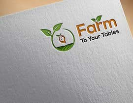 #56 para Need Logo For my ecommerce website  (farm to your tables) por Shafiul1971