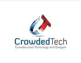 nº 205 pour Logo Design for CrowdedTech par abd786vw