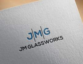 #418 for Design a logo for window and glass business af moumitajahan
