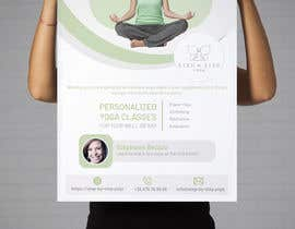 #257 cho Dear Freelancer,   I'd like you to use your beautiful creativity and talent to create a marketing POSTER and a FLYER for my YOGA activity which I can easily change the text/objects afterwards.   Those should be inspired and in accordance with my LOGO and  bởi stylishwork