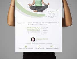 #277 cho Dear Freelancer,   I'd like you to use your beautiful creativity and talent to create a marketing POSTER and a FLYER for my YOGA activity which I can easily change the text/objects afterwards.   Those should be inspired and in accordance with my LOGO and  bởi stylishwork