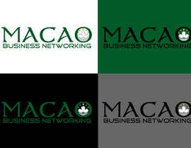 #5 untuk Logo Design for Macao Business Networking Group oleh plesua
