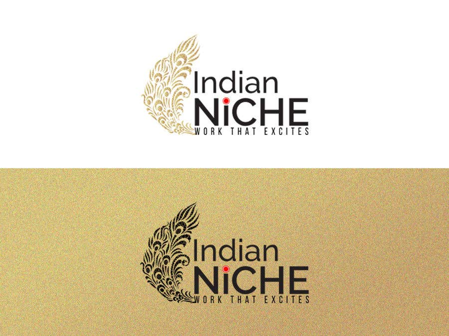 Contest Entry #44 for Logo - IndianNiche.Com