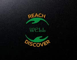 #43 para WELL reach and discover logo por graphicscs420