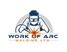 #37 cho Build me a Logo for my welding company bởi Ridoy203