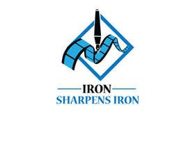 "#59 for ""Iron Sharpens Iron"" Screenwriters Group Logo af ijabin298"