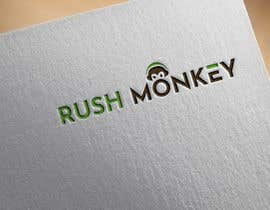 nº 134 pour Make for Us a Logo - Rush Monkey par alomgirbd001