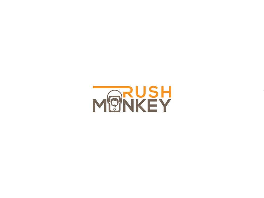 Proposition n°137 du concours Make for Us a Logo - Rush Monkey