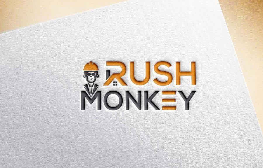 Proposition n°138 du concours Make for Us a Logo - Rush Monkey