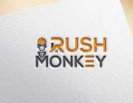 nº 138 pour Make for Us a Logo - Rush Monkey par sffirozrumon