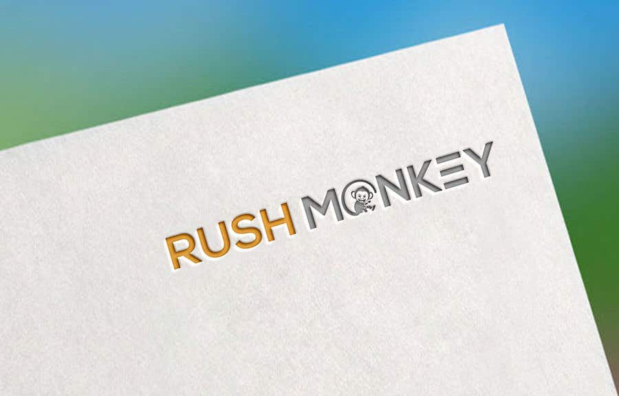 Proposition n°142 du concours Make for Us a Logo - Rush Monkey