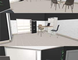 Nro 13 kilpailuun Diseño de interior y exterior de Agencia de Viajes (Interior and exterior design travel agency) käyttäjältä elenaglez