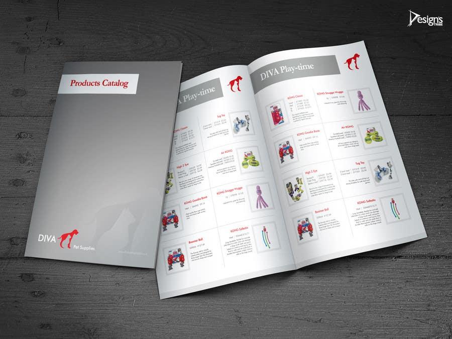 Konkurrenceindlæg #                                        27                                      for                                         Stationery Design for Diva Pet Supplies