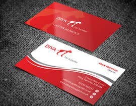 #13 para Stationery Design for Diva Pet Supplies por Brandwar