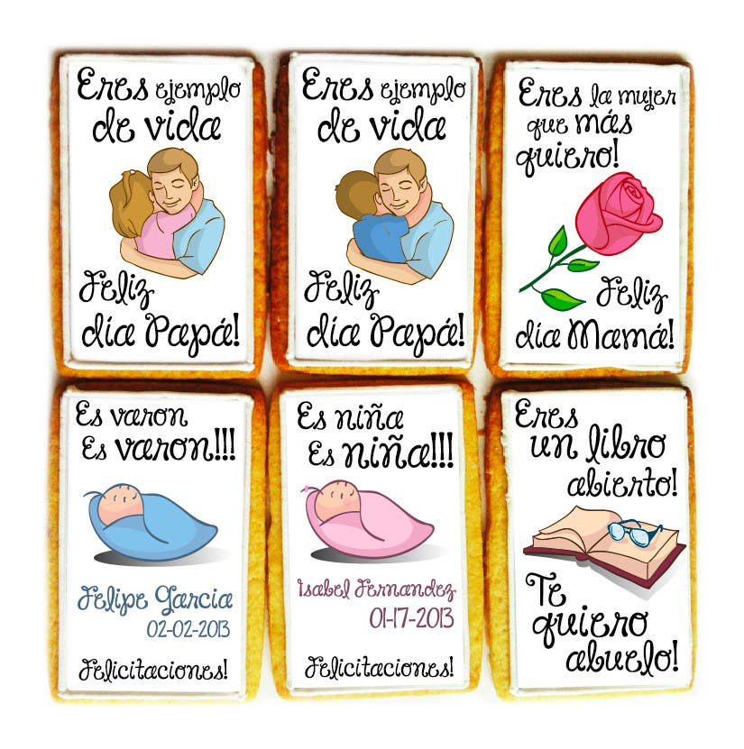 Proposition n°33 du concours Illustration Design for diselo con una galleta! Spain