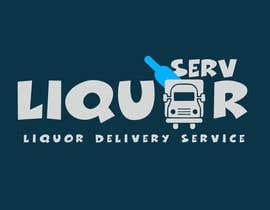 "Nro 18 kilpailuun Design a Logo for ""Liquorserv"" - Liquor Delivery Service käyttäjältä brijwanth"