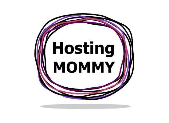 Penyertaan Peraduan #39 untuk Logo Design for Hosting Mommy