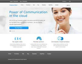 cromasolutions tarafından Website Design for businnes website için no 2