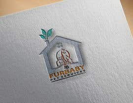 #104 for Build Logo for Furbaby af masudkhan8850