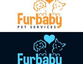 #98 for Build Logo for Furbaby af Becca3012