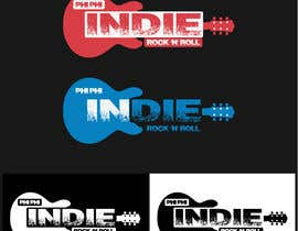 #58 para Logo Design for Phi Phi Indie Rock & Roll por maxindia099