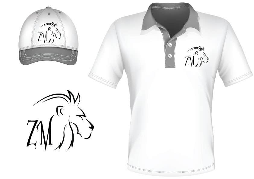 Konkurrenceindlæg #                                        24                                      for                                         Design a logo for new tshirt fashion brand and few polo shirt or sweater mockups with it