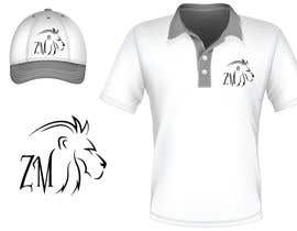 #24 for Design a logo for new tshirt fashion brand and few polo shirt or sweater mockups with it af davormitrovic