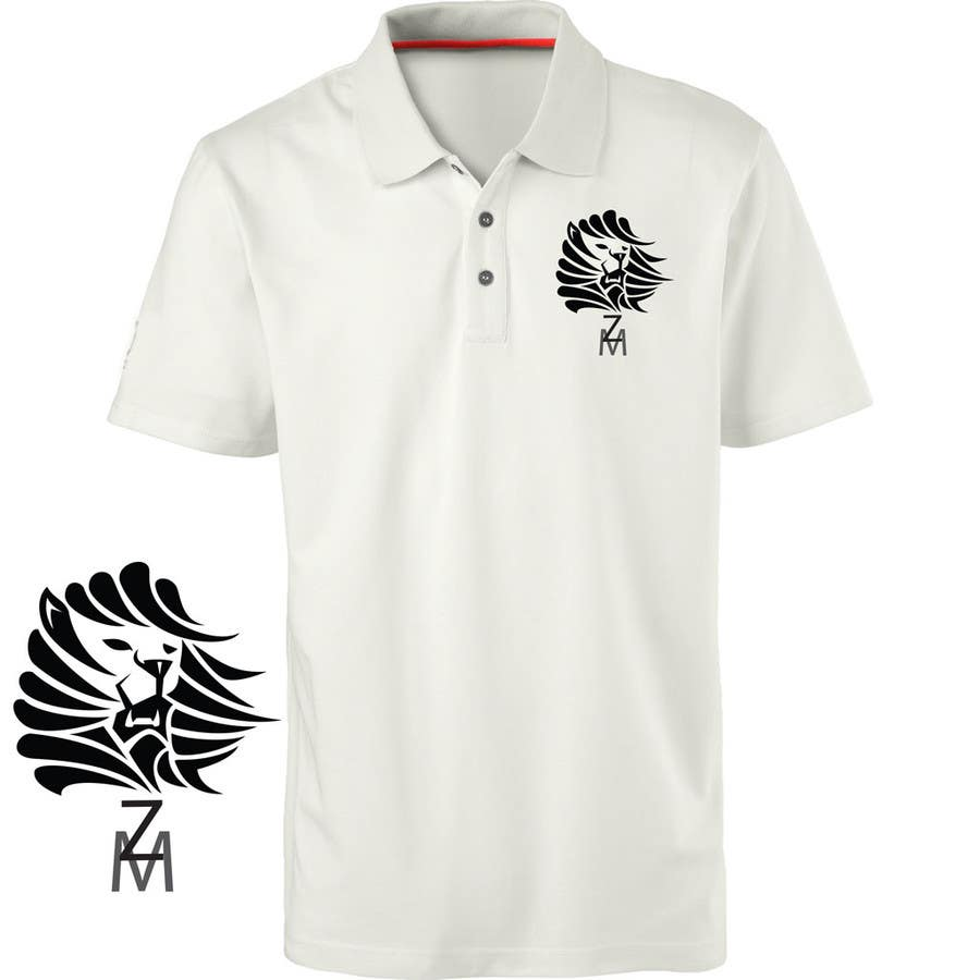 Konkurrenceindlæg #                                        41                                      for                                         Design a logo for new tshirt fashion brand and few polo shirt or sweater mockups with it