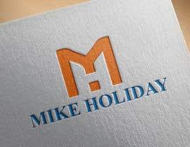 "#10 para modern, cool logo for dj  ""Mike Holiday"" por osiur120"