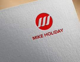 "#34 para modern, cool logo for dj  ""Mike Holiday"" por faysalamin010101"
