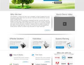 nº 84 pour Website Design for 1 Tree Planted par JustLogoz